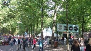 Otwarcie sezonu teatralnego na Lange Voorhout