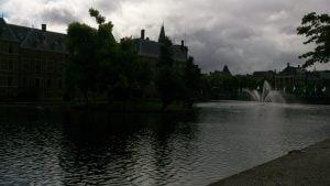 Parlament holenderski w Hadze